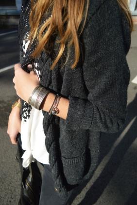 Bracelet-argent-mode