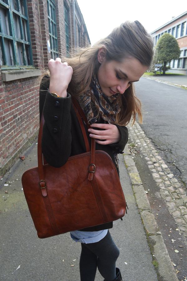 Look-mode-sac-vintage-cuir